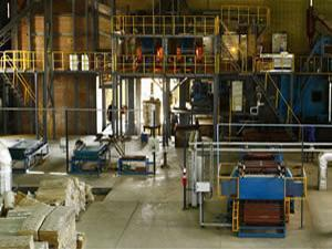 Rock Wool Production Line